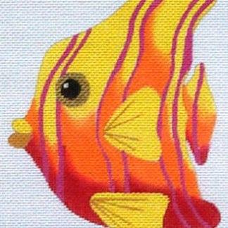 Yellow Striped Fish