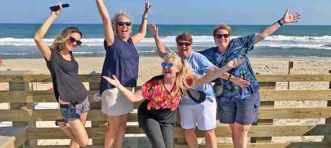 Girls' Getaway: Best Things to Do in the Outer Banks
