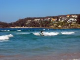 Australia - surfer at Manly Beach