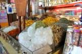 salt, spices, incense