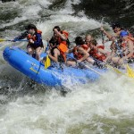 white water rafting bucket list adventure