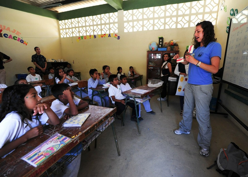 Being a TEFL teacher is a great way to travel and get paid