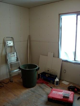 Drywall beginnings