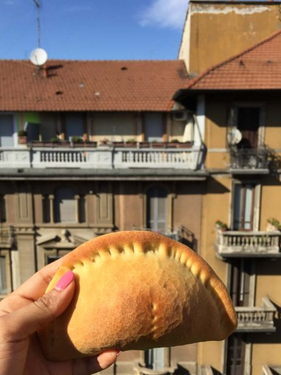 March madness in Milan, Italy, Easter, travel