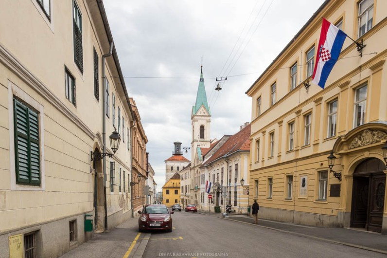 St. Mark's Church, Zagreb // Photos and stories from a week in Croatia // Memories from the Balkans // Dubrovnik, Split, and Zagreb
