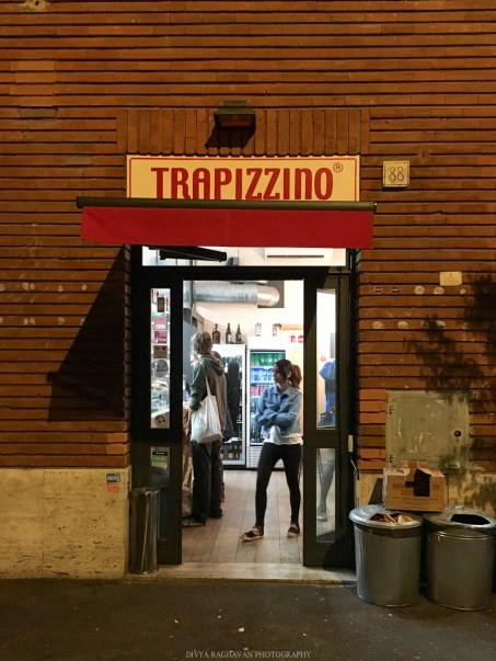 Suppli magic at Trapizzino, Rome