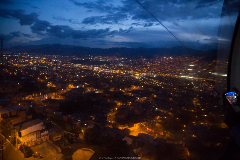 Medellin nights, Colombia // Photos to inspire you to visit Colombia