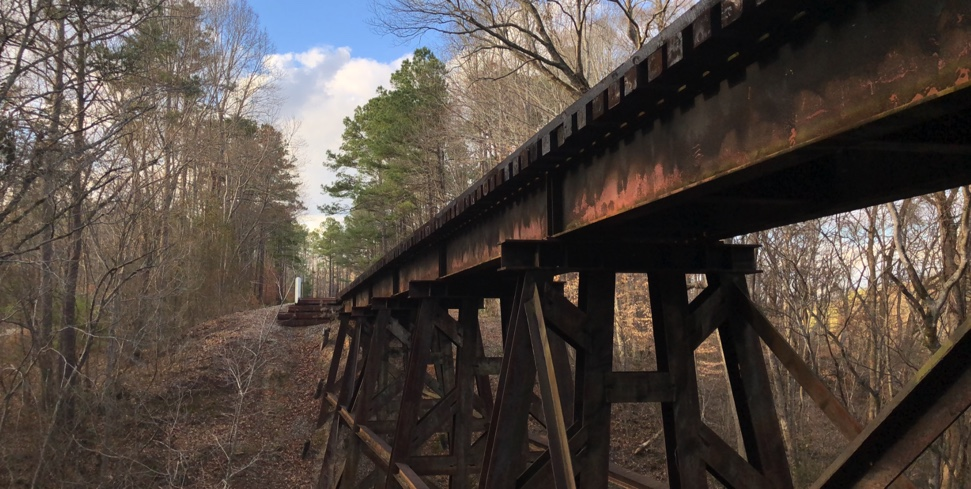 The Top 4 Walking Trails For Toddlers in North Carolina