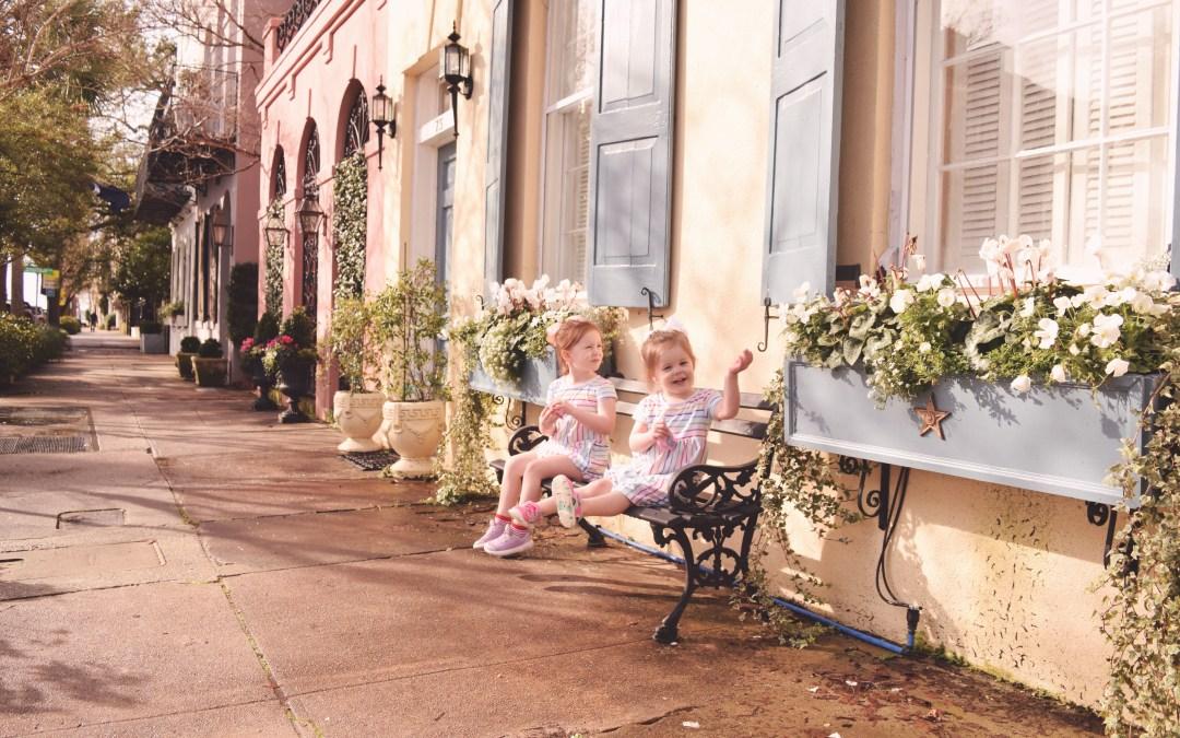 Visiting Charleston, South Carolina With Toddlers