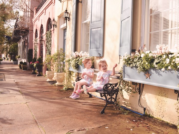 Visiting Charleston, South Carolina With Toddlers