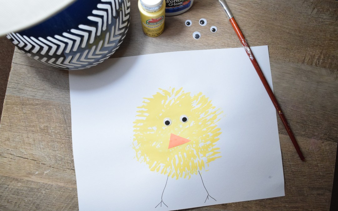 12+ Easy Easter Crafts For Toddlers