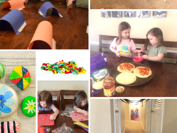 68+ Things To Do Indoors With Toddlers