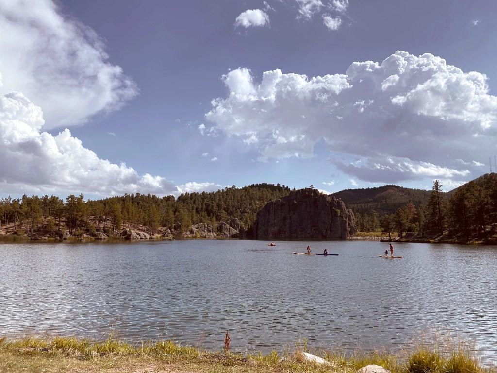legion lake south dakota