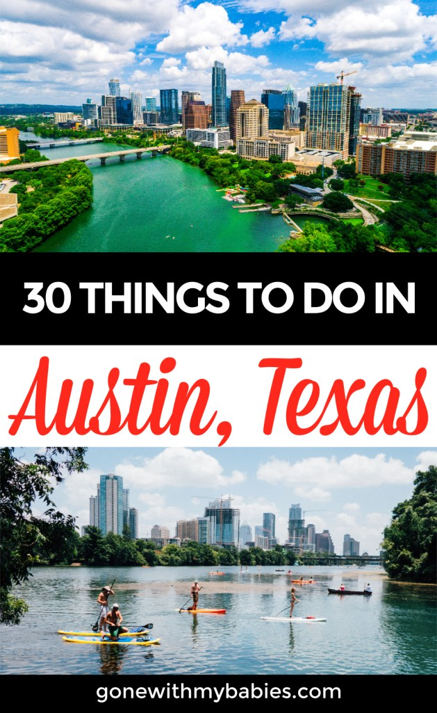 things to do in austin pinterest pin