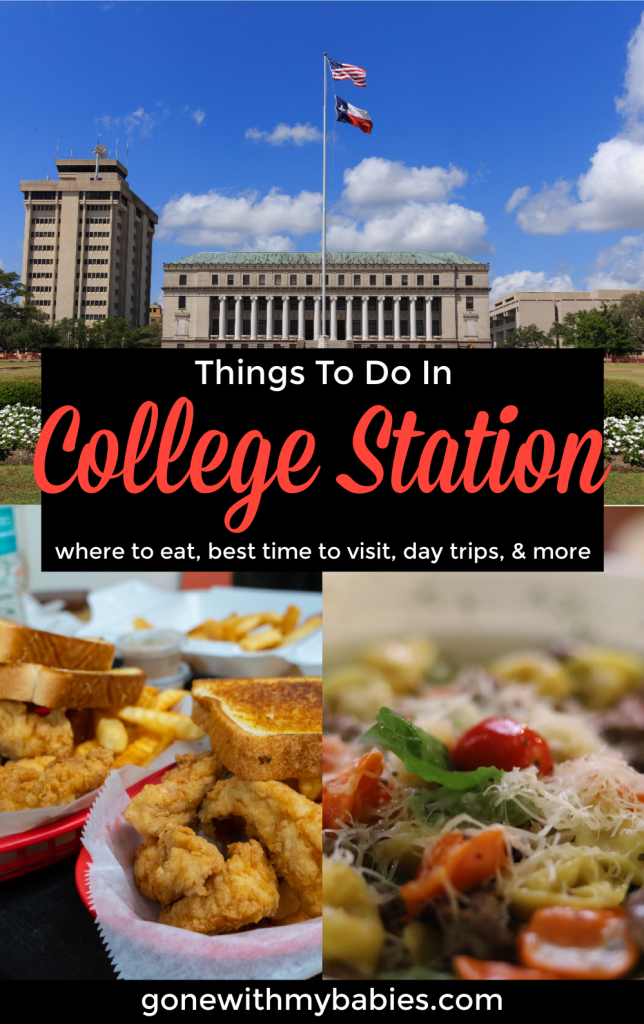 another things to do in college station pin