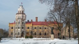 18th c. Sigulda New Castle, German style