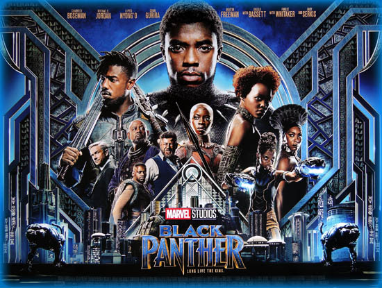 Black Panther (2018) - Movie Review / Film Essay