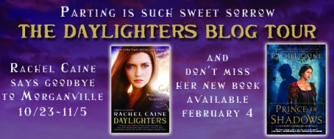 DAYLIGHTERS Blog Tour Banner