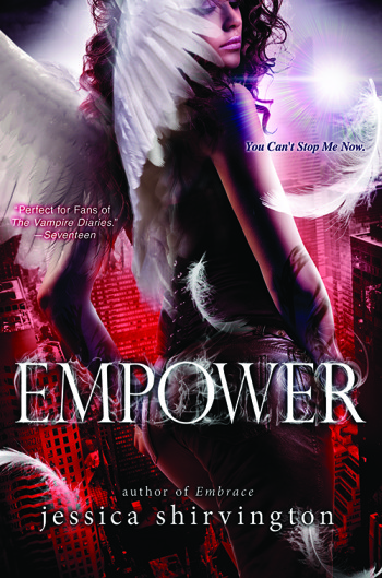 Cover Reveal: Empower by Jessica Shirvington + Excerpt!