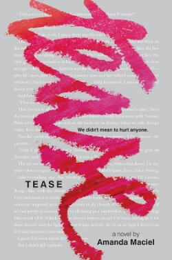 Review: Tease by Amanda Maciel – Blog Tour