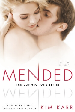 Mended by Kim Karr – Blog Tour Excerpt & Giveaway!