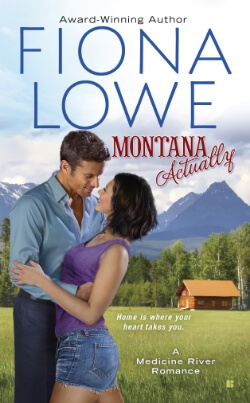Review: Montana Actually by Fiona Lowe