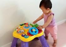 Baby MilestonesCruising & Standing