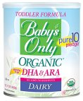 Babys Only Organic Baby Formula