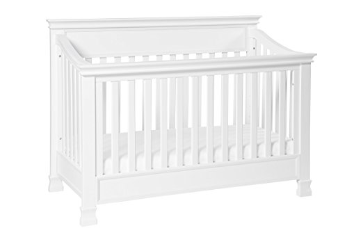 Charming Million Dollar Baby Classic Foothill 4 In 1 Convertible Crib With Toddler  Rail. Non Toxic ...