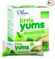 Plum Organics Baby Snack Little Yums