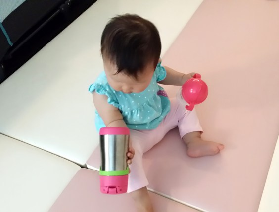 Sippy Cup - Foogo VS Zoli Straw Sippy Cup