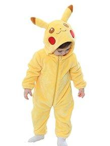 Baby Halloween Costume piKachu