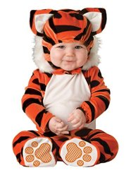 Baby Halloween Costumes Tiger