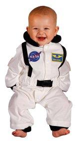 Halloween costumes astronaut