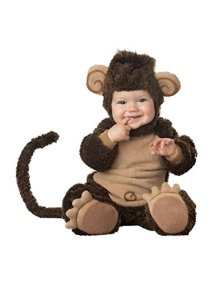Halloween costumes monkey