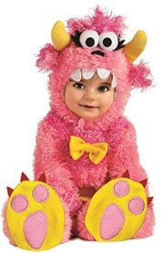 Halloween costumes pinky winky monster