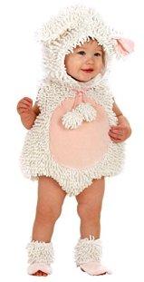 Lamb Baby Halloween Costume