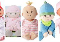 Organic Baby Doll