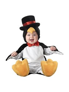 Penguin Baby Halloween Costume