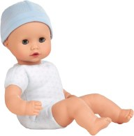 Phthalates-Free Vinyl Baby Doll - Gotz Muffin to Dress Soft Cloth Baby Doll