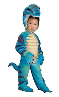 Cutiesaurus Halloween Costume for a Toddler
