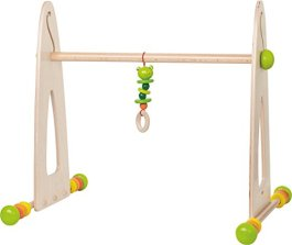 Non-Toxic Holiday Gift - Haba Color Fun Play Gym