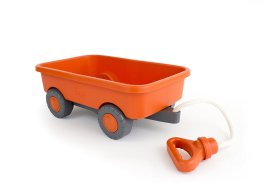 Non-Toxic Holiday Gift Ideas - Green Toys Wagon Outdoor Toy