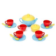 Non-Toxic Toys - Green Toys Tea Set