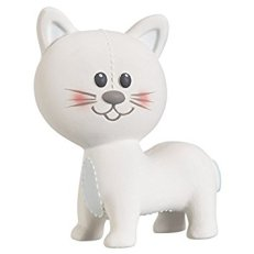Non-Toxic Toys - Vulli Lazare The Cat Rattle
