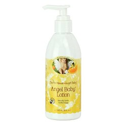 Organic Baby Lotion - Earth Mama Angel Baby Lotion
