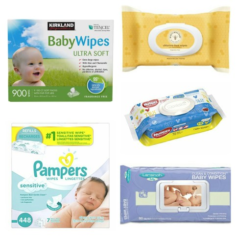 Popular Baby Wipes