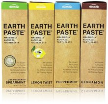 Non-Toxic Holiday Gift For Dad - Redmond Earthpaste Natural Non-Fluoride Toothpaste