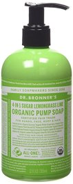 Non-Toxic Holiday Gift For Mom - Dr.Bronner's Organic Sugar Soap