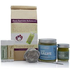 Non-Toxic Holiday Gift For Mom - Ora's Amazing Herbal New Mama Natural Gift Box For A New Mother